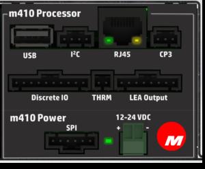 m410 Front Panel